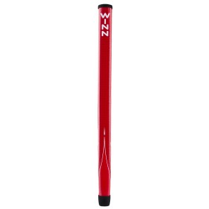 "Winn 15"" Counter Balance Putter - Red"