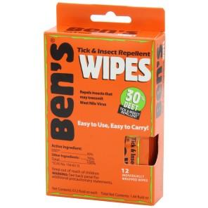 Ben's Wipes