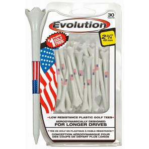Evolution USA Flag Tees