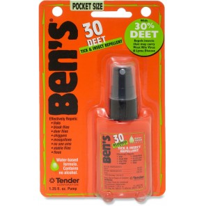 Ben's Insect Repellent - 1.25 oz.