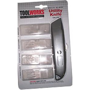 Utiltiy Knife w/Blades
