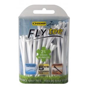 """FLYtee - 2 ¾""""  - 30 Tees"""